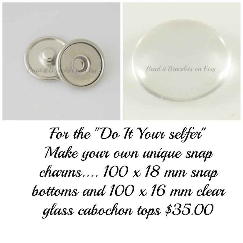 9f7c7bd74 Snap Charm DIY Snap Charm DIY Snap Jewelry Custom Snap