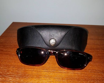 c1d4e5773350 Vintage Carrera Sunglasses Tortoise Shell with Case