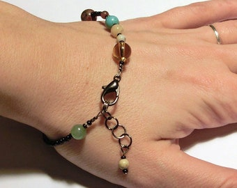 MiniVerse, We Love Pluto Edition, Solar System Bracelet, Gemstone Planet, Science Jewelry, Measure the Distances of Space! by Chain of Being