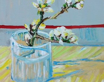 VanGogh Almond Blossom