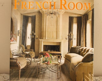 The French Room by Betty Lou Phillips-Great Reference Book for French Design FREE USA Shipping