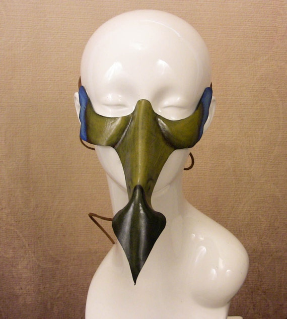 Dodo Bird Half Mask