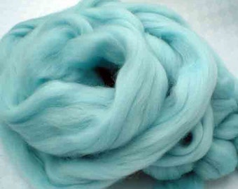 Ashland Bay Blue Lb Multi-Colored Bulk Cabo Pound Premium Merino Combed Top Wool Roving