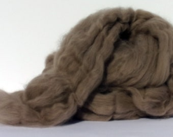 Exotic Luxurious Mink Fiber for Spinning Unique Yarns  2 oz.