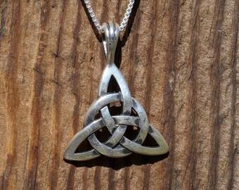 Celtic Circle of Life Pendant, Celtic Jewelry