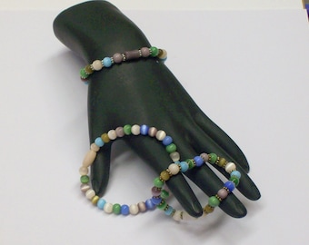 all 3 Small Size Cats Eyes Bracelets,  Simple and Stylish Bracelets ... Cat's Eyes Bracelets  now with a lower price