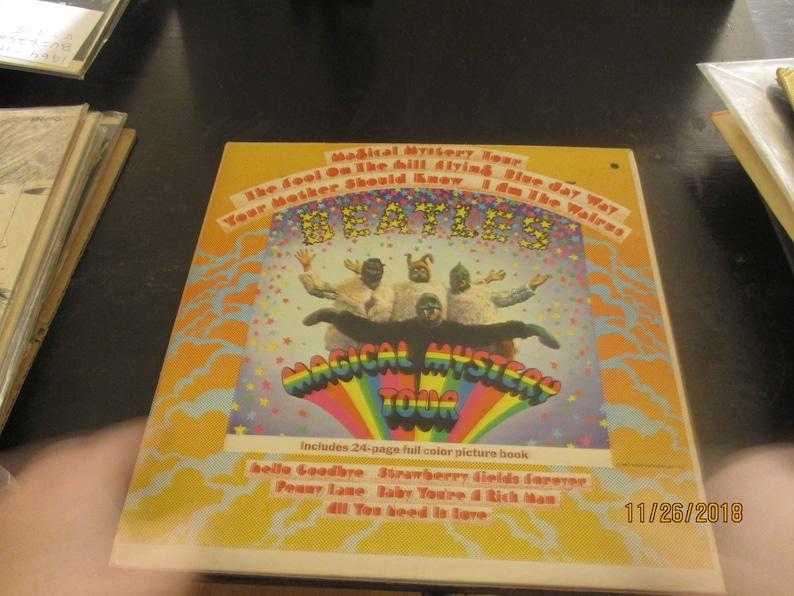 4cd94bfe4fad3 The Beatles VG++ vinyl - Magical Mystery Tour - Original 1967 Mono Edition  - Cover VG++ Condition