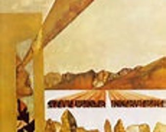 Stevie Wonder - Innervisions - Vinyl Record - Original Edit. - Vintage album cover in VG++ Condition Vinyl Record