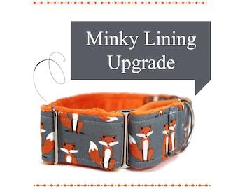 Add Minky to My Collar!