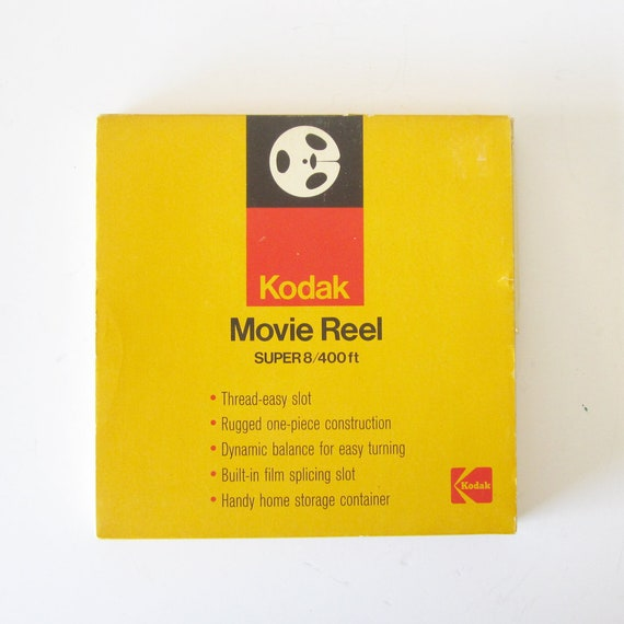 Vintage Kodak Super 8 Movie Film 7