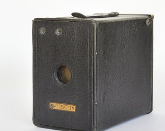 Vintage Ansco No 2A Box Camera