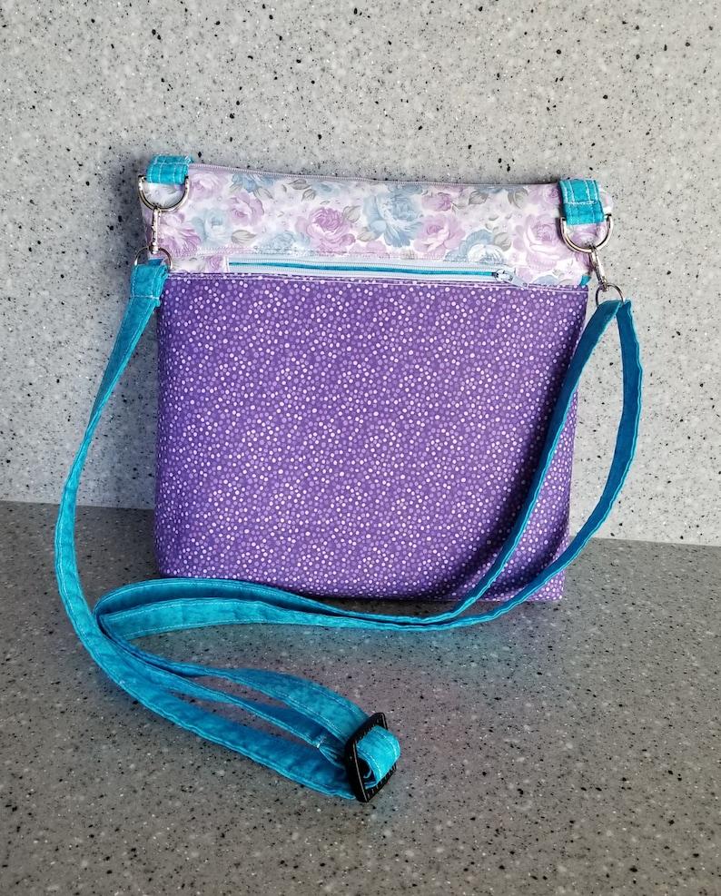 Paisley Cross-Body Handbag  Floral Design Adjustable Strap Purse  Cat Image Tote Bag  Travel Handbag  Multi Color bagShoulder Purse Bag