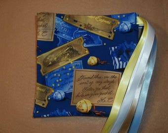 Polar Express Bell  drawstring gift/treat/goody/storage bags