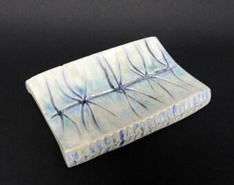 Soap dish (ceramic)