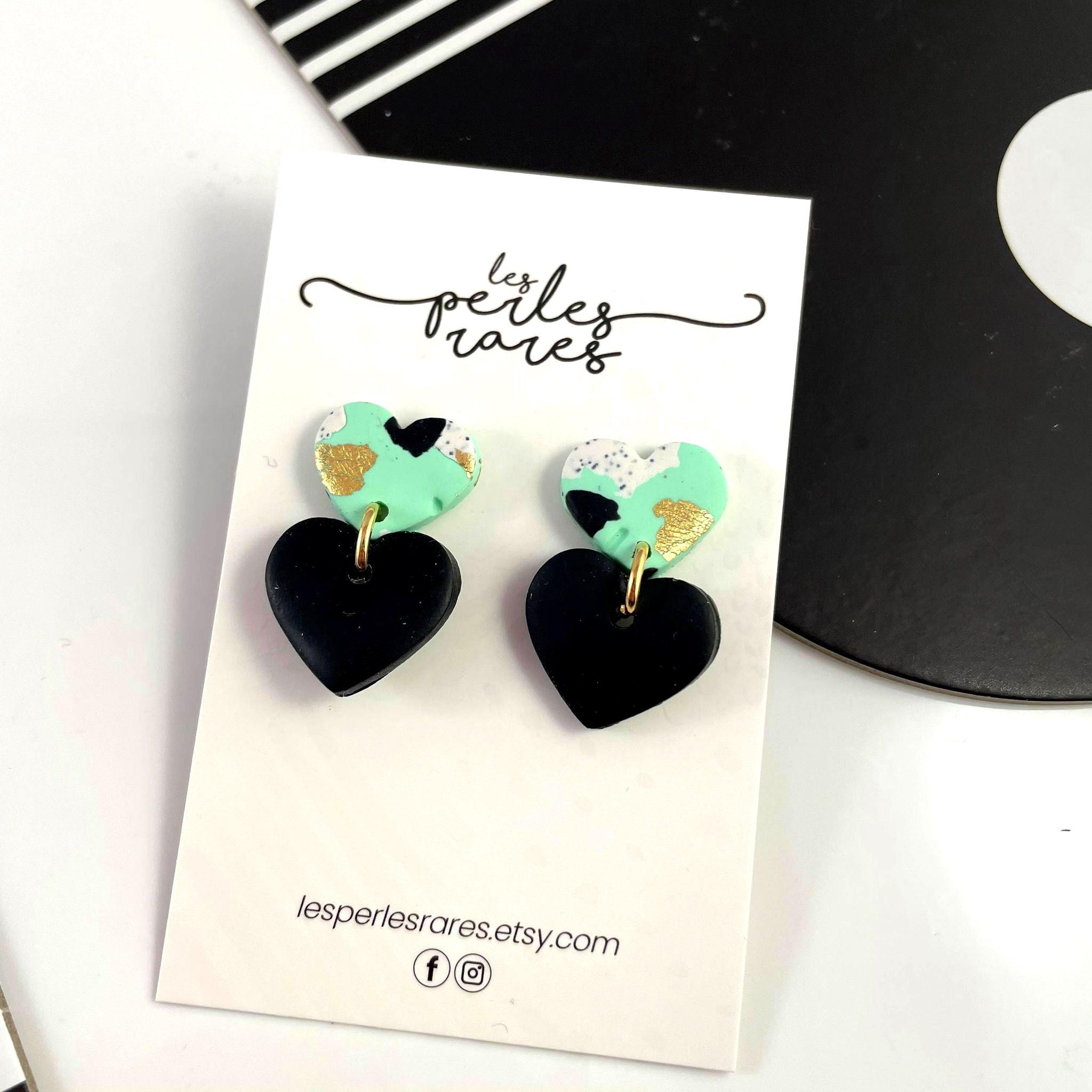 Heart 2 Heart Earrings