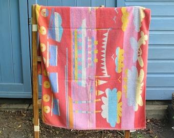 Cecil Saydah Beach Towels.Vintage Beach Towels Etsy Se