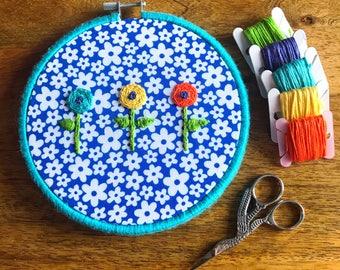 Embroidery Hoop Art, Hand Embroidery, Handmade, Embroidery Hoop