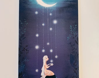 Starcatcher fine art print