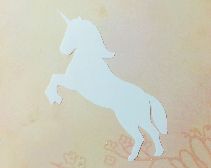 Unicorn Decal, Removable, Temporary Decal, Repositionable, other sizes available, Locker Decal, Locker Decoration