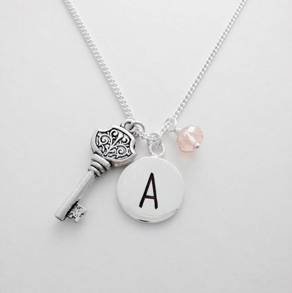 KEY NECKLACE Jewelry Necklaces Special Necklace Custom  4244e7e87a79