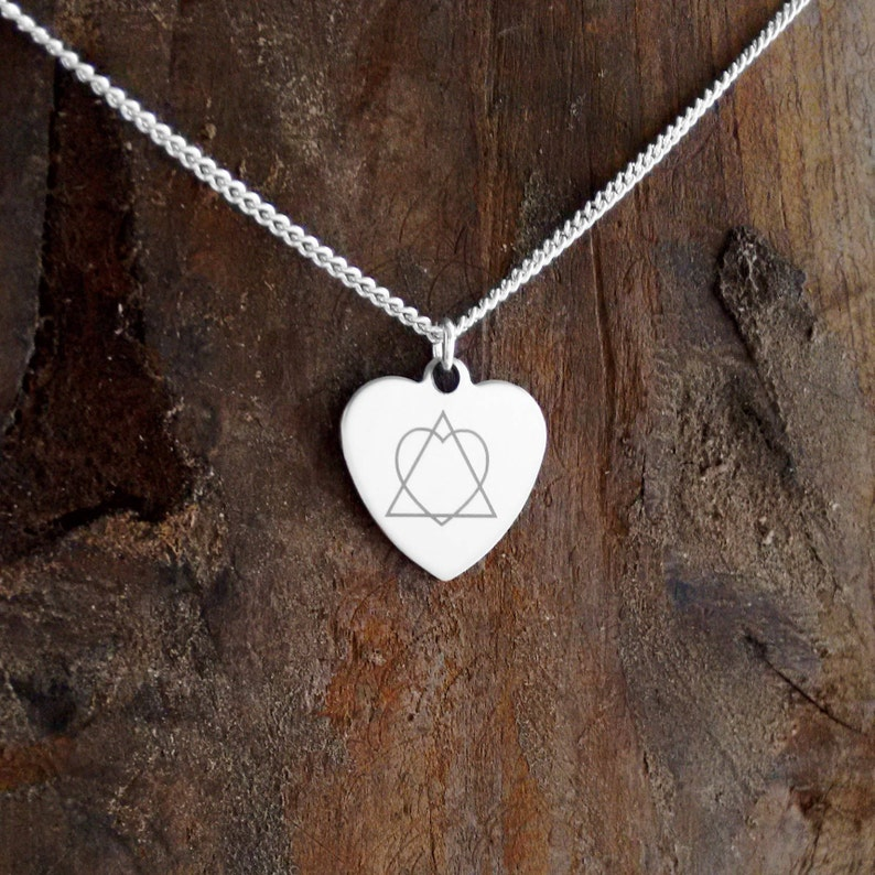 ADOPTION NECKLACE Jewelry Necklaces Family Jewelry Mother image 0