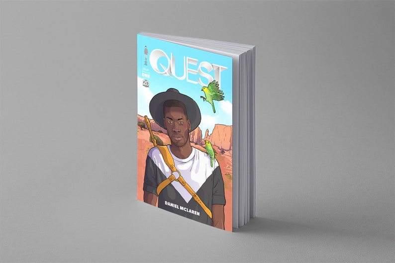 QUEST Issue 1 image 0