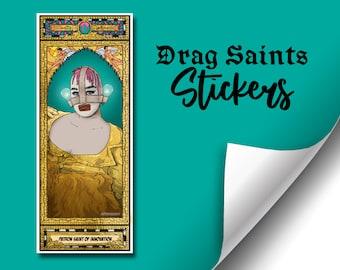Drag Saints Sticker (Series 5) - Leigh Bowery