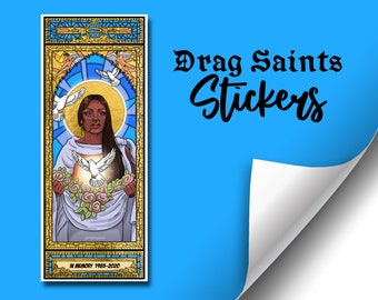 Drag Saints Sticker (Series 4) - Chi Chi Devayne