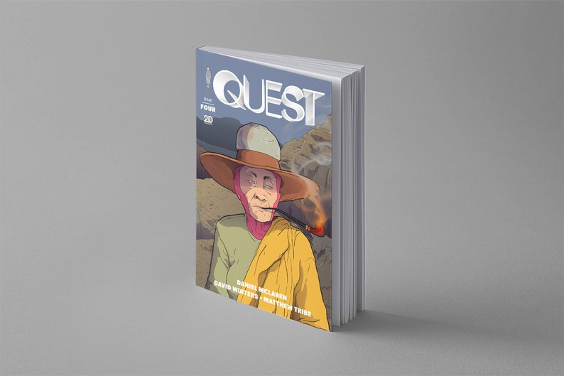 QUEST Issue 4 image 0