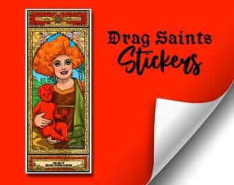 Drag Saints Sticker (Series 5) - Tammie Brown