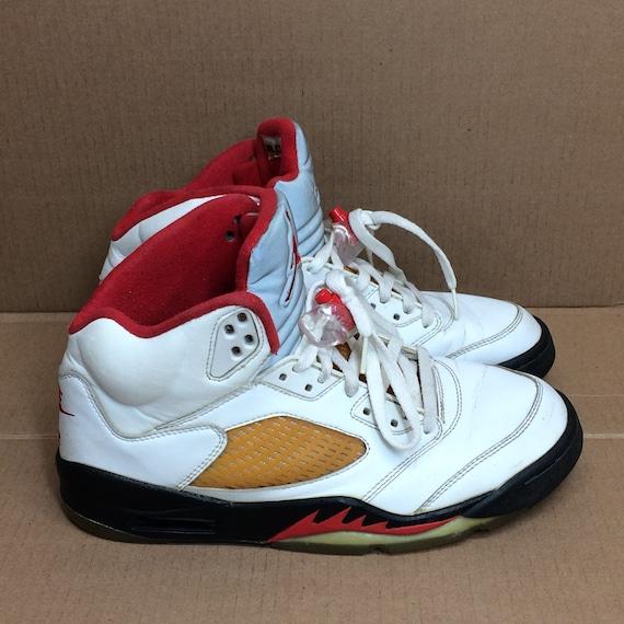 1999 Nike Air Jordan 5 basketball shoes