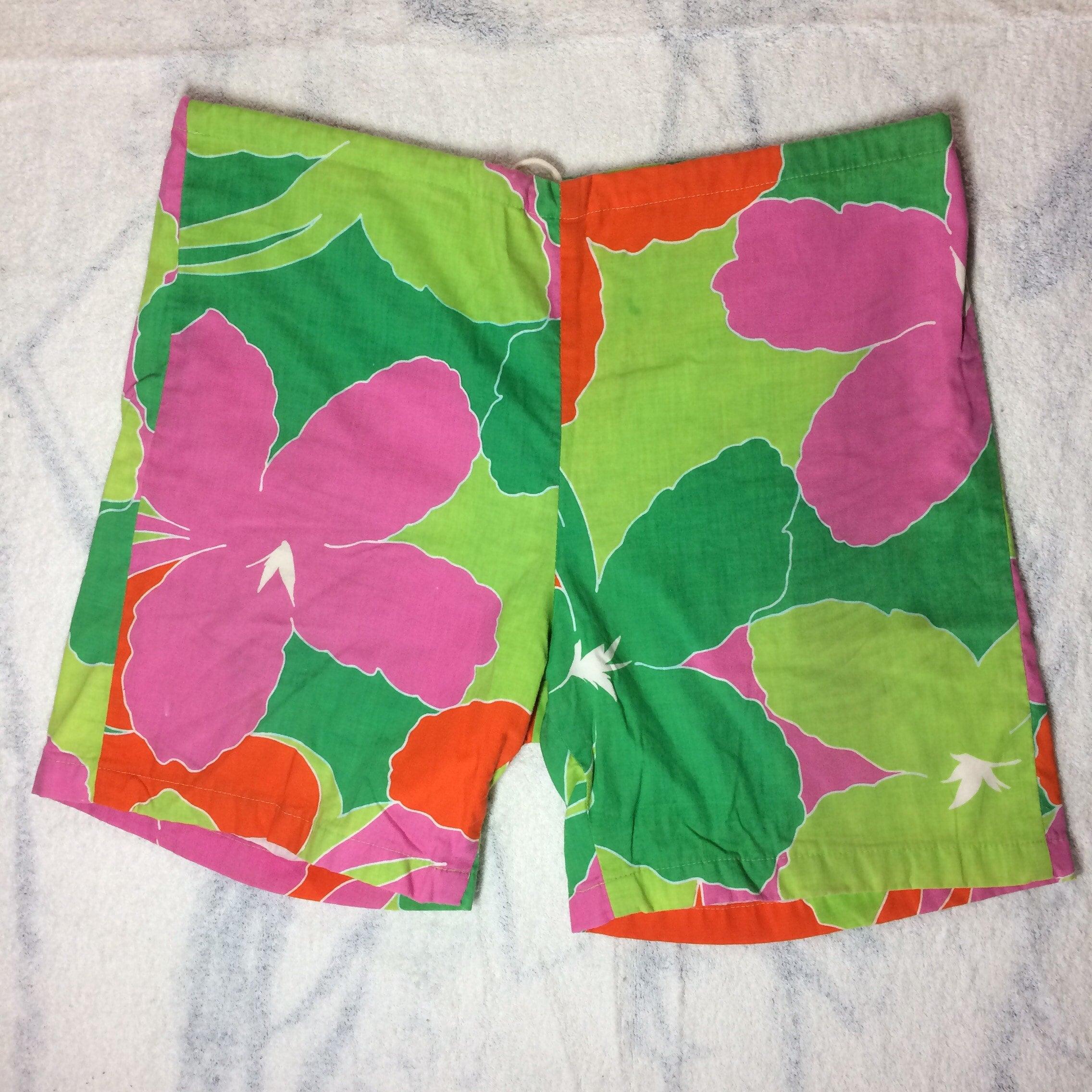 ec1eb7ca71 1980's Board Shorts Original Jams Surf Line Hawaii size medium ...
