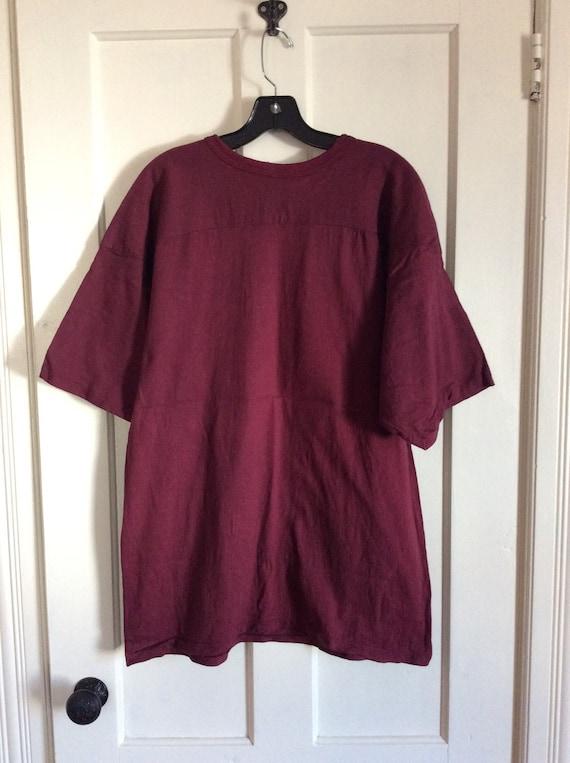 1970s Harvard Crimson football team jersey t-shir… - image 3