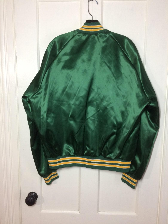 new style aa29e 032fa 1980's Wisconsin Green Bay Packers Football Team Chalkline ...
