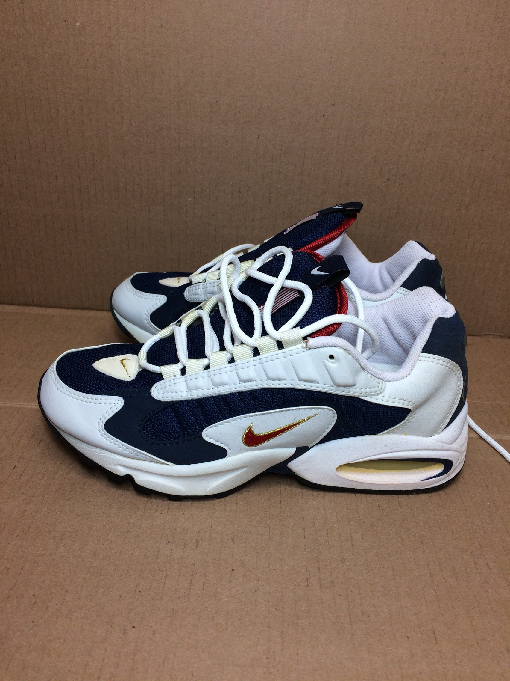 2df02592dc94c deadstock Nike Air Max Triax 96 USA Olympics running shoes size 7 ...