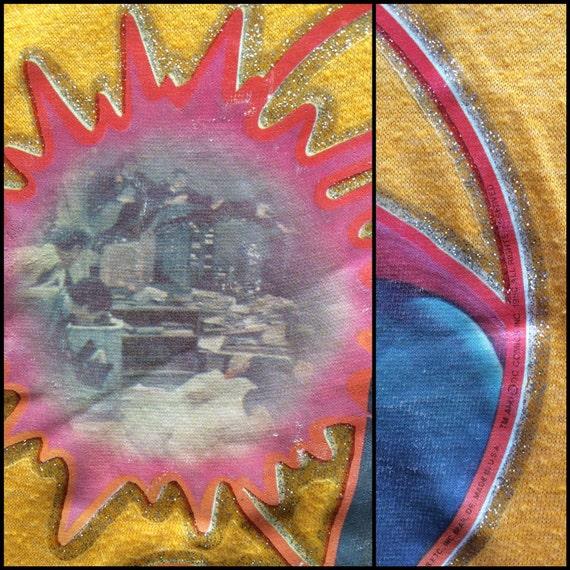 1980 Superman II Movie Iron On print T-shirt look… - image 5