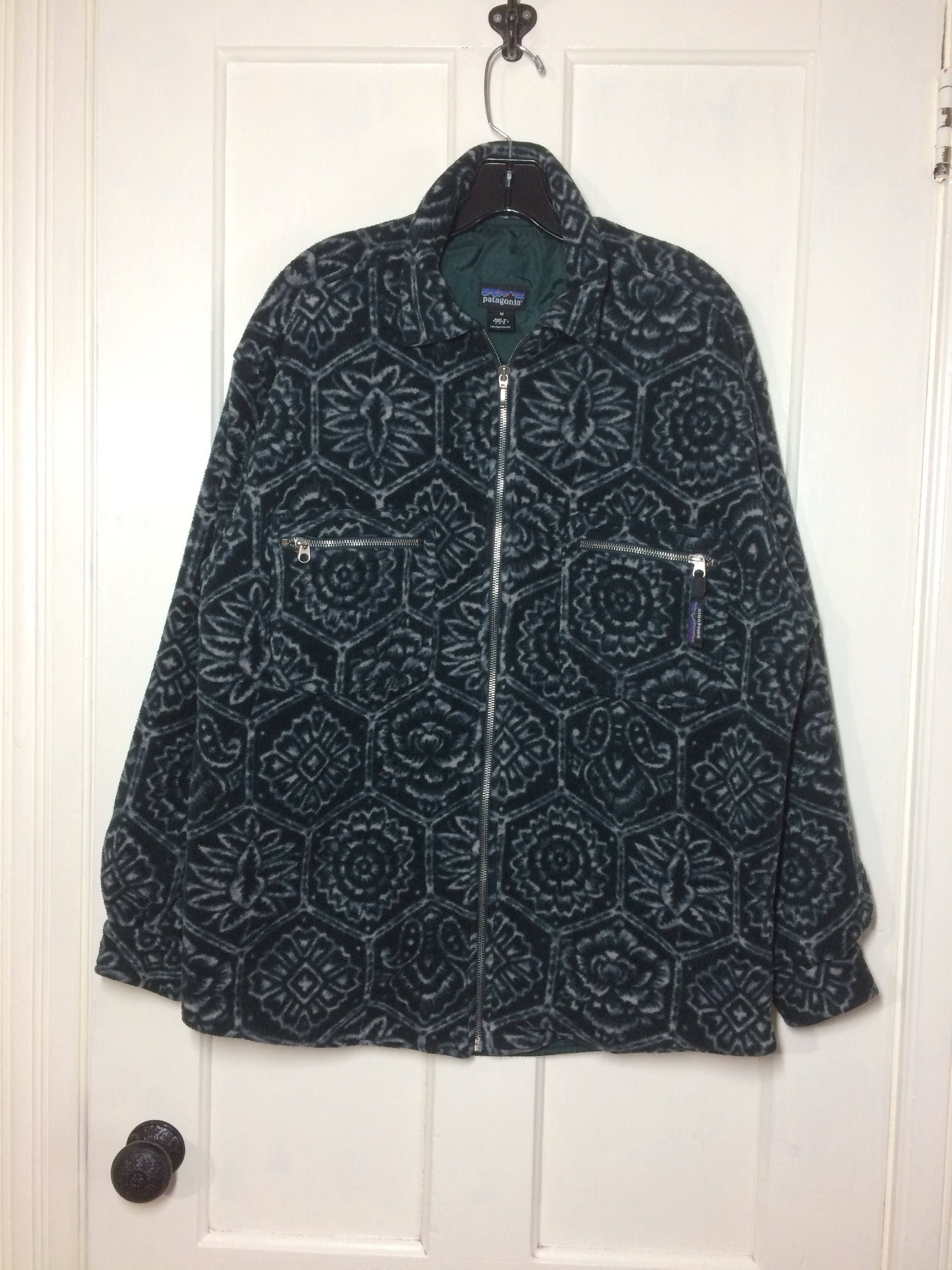 Patterned Patagonia Fleece Awesome Inspiration