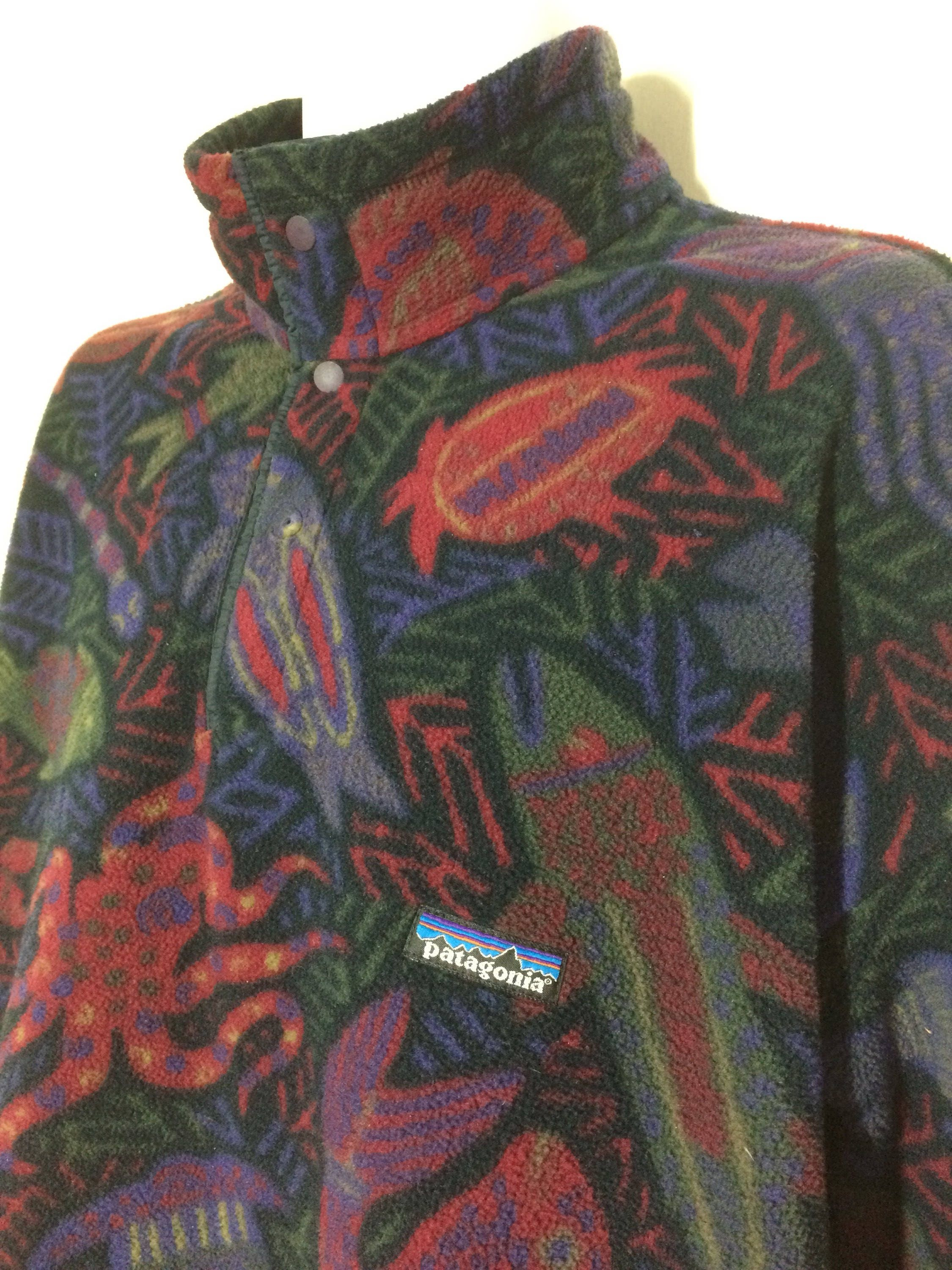 Patterned Patagonia Fleece Best Inspiration Design