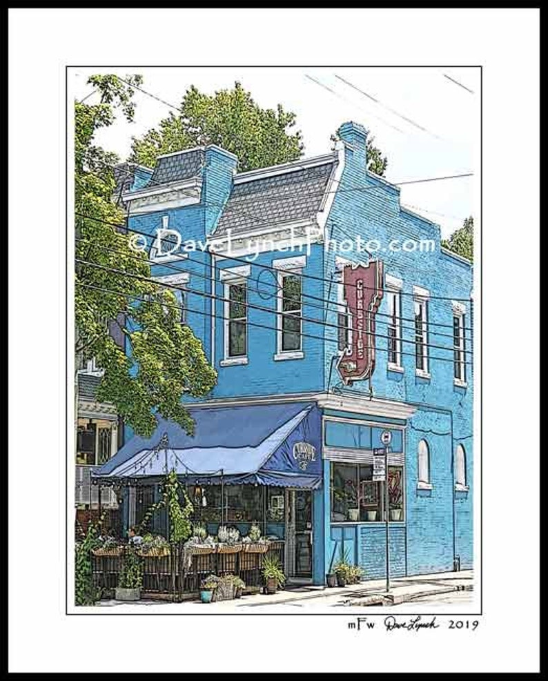 Virginia prints on canvas ready to hang at your home or office Richmond framed canvas wall art
