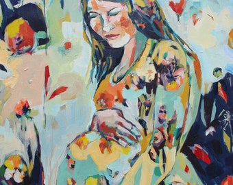Carrying You: Art Print