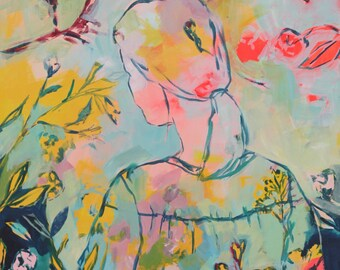 Abundance: Art Print