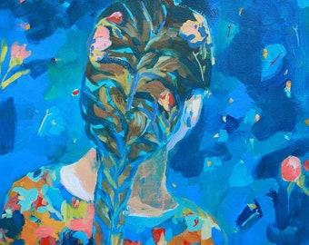 Dreamy Summer: Art Print