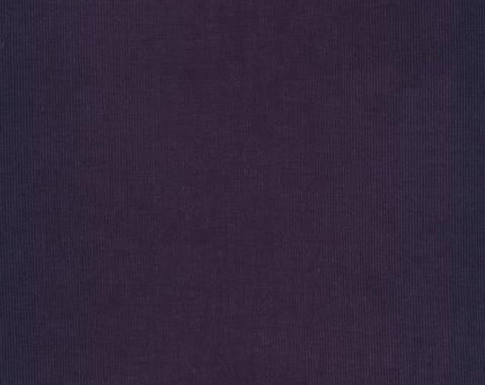 Organic CORDUROY Fabric - Cloud9 Spring Quartet - Ocean
