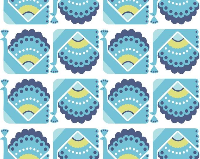 Organic KNIT Fabric - Monaluna Marrakech - Preen