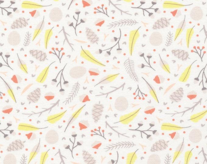 Organic KNIT Fabric - Cloud9 Field Day Knits - Nesting