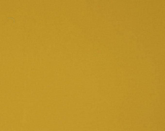 Birch Organic Jersey Knit Solids - Marigold Jersey Knit