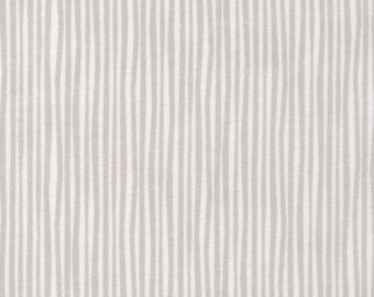 Cloud9 Northerly Organic Flannel - Straws Gray