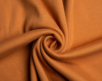 Birch Organic Knit Solids - Spice Solid Knit