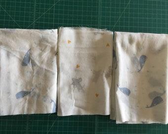 Scrap Pack - Organic Swaddle