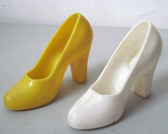 LOL Surprise Accessory Yellow Pom Heels Shoes